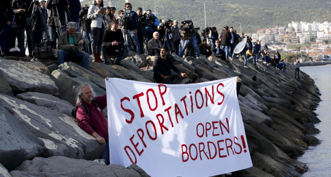 Deportazioni 2016