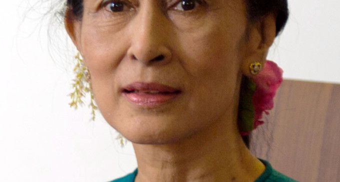 Il Silenzio di Aung San Suu Kyi