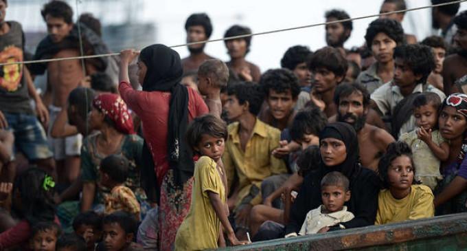 Myanmar nuova apartheid