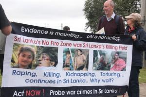 crimini di guerra Sri Lanka