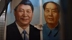 Xi and Mao